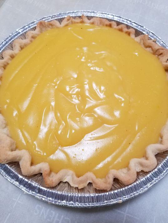 big pie calamansi filling